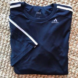 Adidas running tee